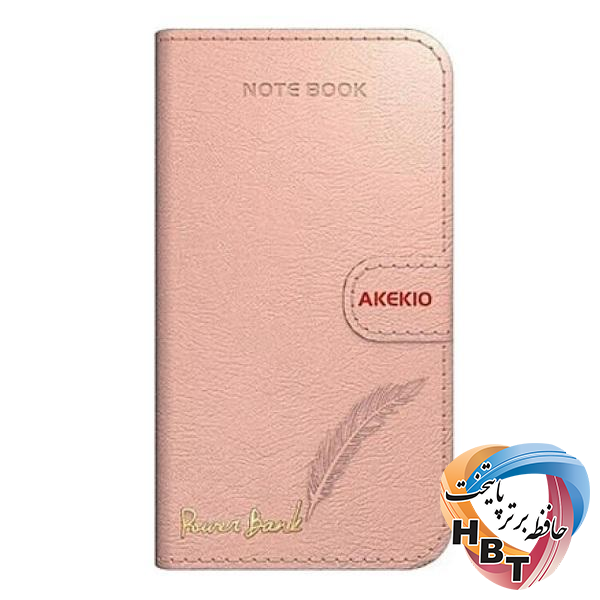 پاوربانک آکی کیو میلی آمپر 8000 Power BANK Akekio NB6